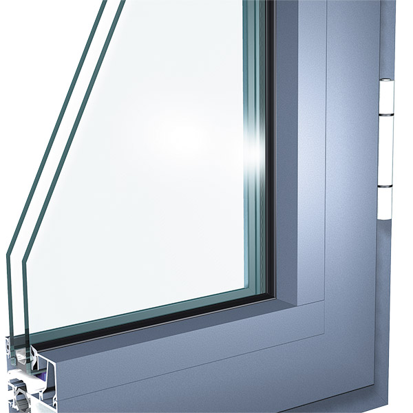 Avantis 55 Aluminium Window And Door System By Sapa