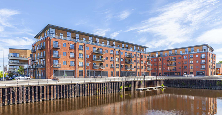 Sapa Elegance S Stylish Contribution To Canalside Homes In