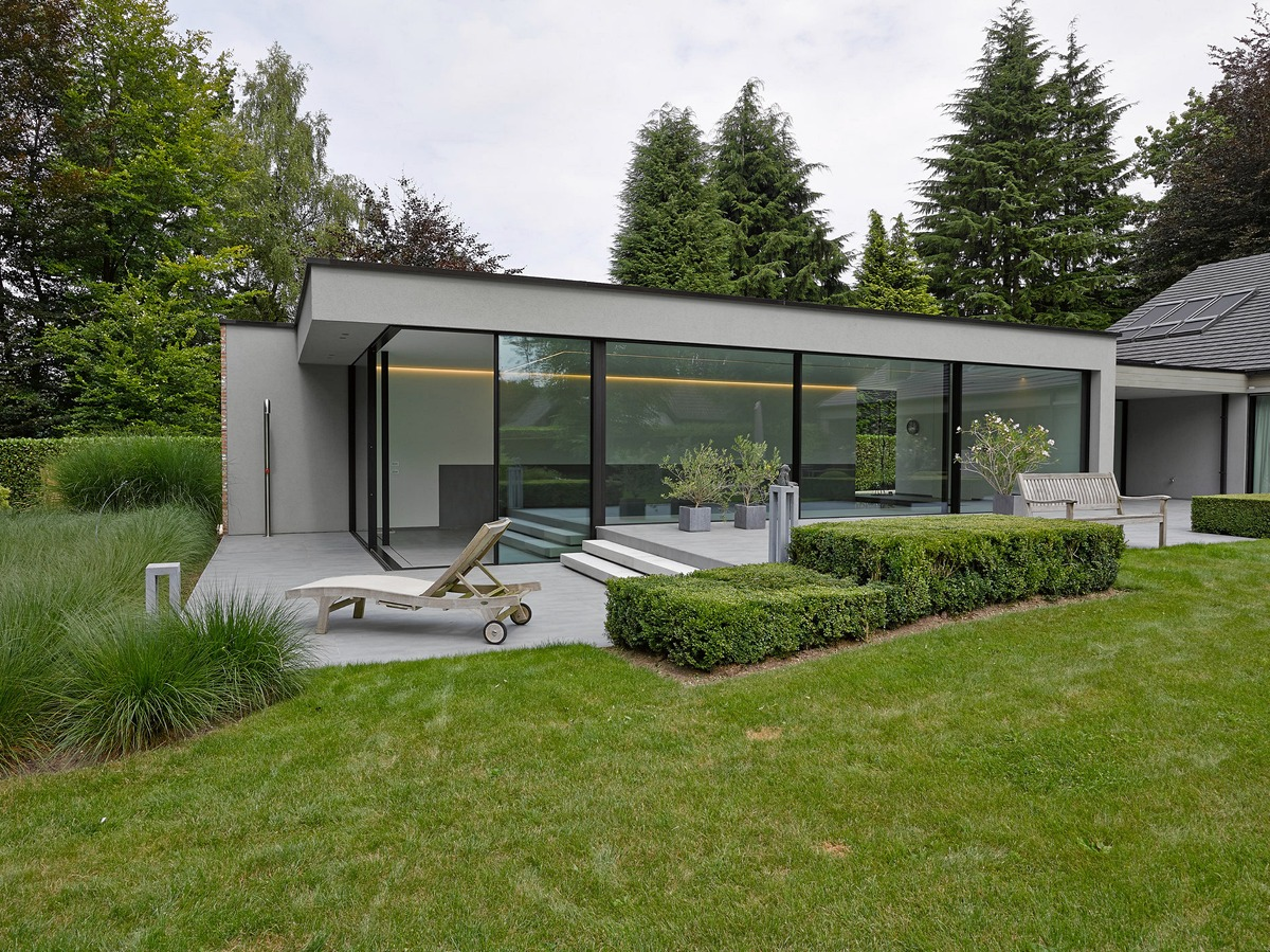 Artline Xl Minimalistic Sliding System By Sapa Building